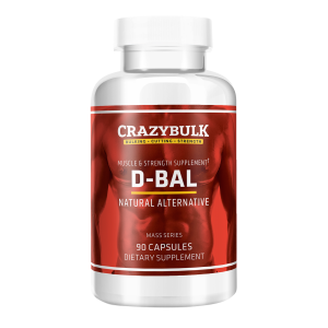 D-Bal, l'alternative légale à Dianabol