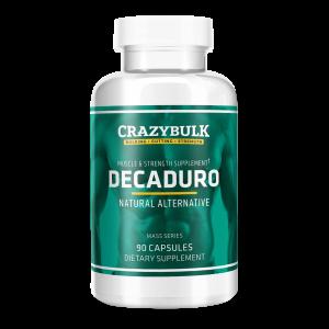 Decaduro, l'alternative légale à Deca Durabolin