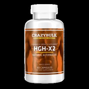 HGH-X2, l'alternative légale à HGH