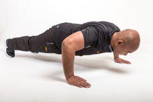 Quels muscles travaillent avec les pompes ?