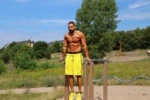 Quels muscles travaillent avec les dips ?
