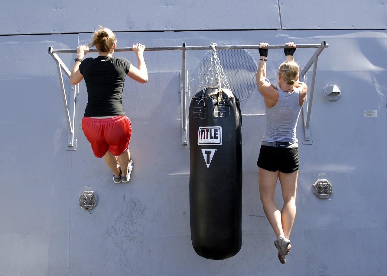 Quels muscles travaillent avec les tractions ?